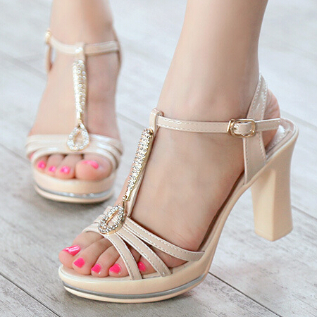 Brilliant  To New Flat Beautiful Sandals And Shoes Design 2015 For Girls 2