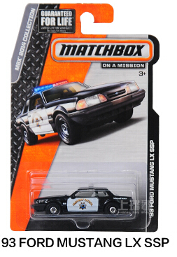 Authorized sales Hot Wheels Matchbox Series ford mustang kids toys Plastic metal miniatures cars model 30782 collectible toy(China (Mainland))