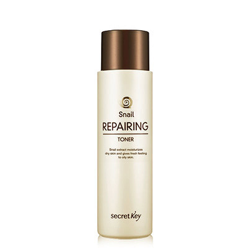 SECRET KEY New Snail Repairing Toner 150ml Skin rearrangemnet effect korea cosmetics skin care