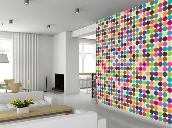 Houten panelen voor binnen - Carta da parati moderna per camera da letto ...