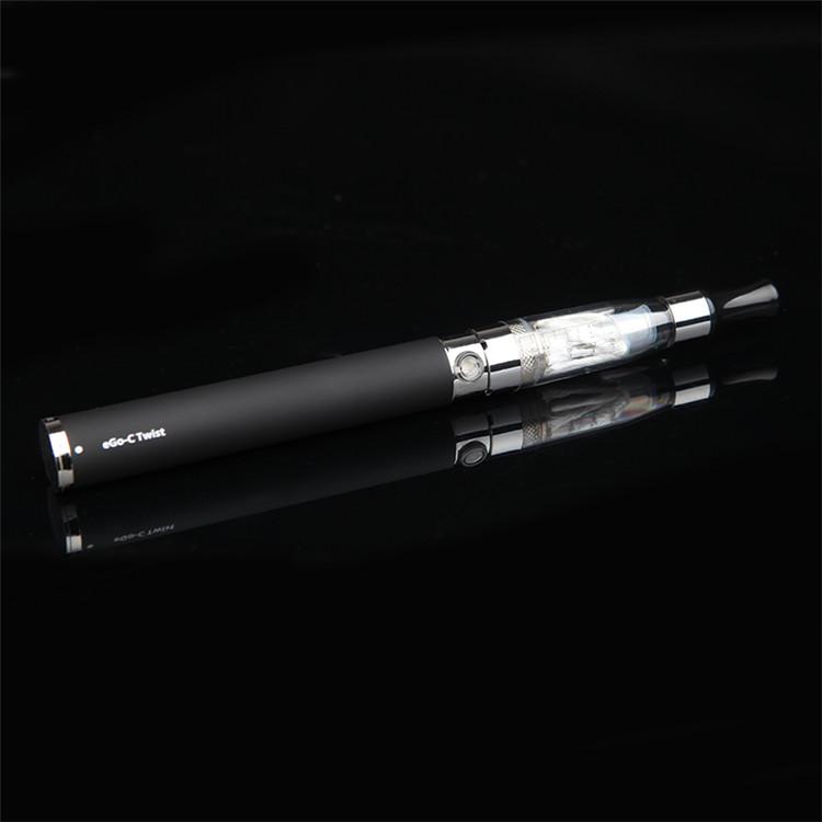 New Twist Ego Ce4 Kit 650mah/900mah/1100mah Electronic Vaporizer Pen Kit Ego Twist Variable Voltage E Cigarette (2 pcs/lot)(China (Mainland))