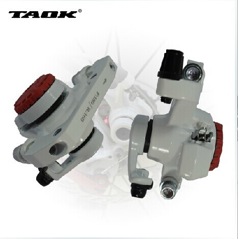 Mechanical Bicycle Disc Brake Caliper Front&Rear 160mm Rotor, AB post brake,EASY ADJUSTING(China (Mainland))