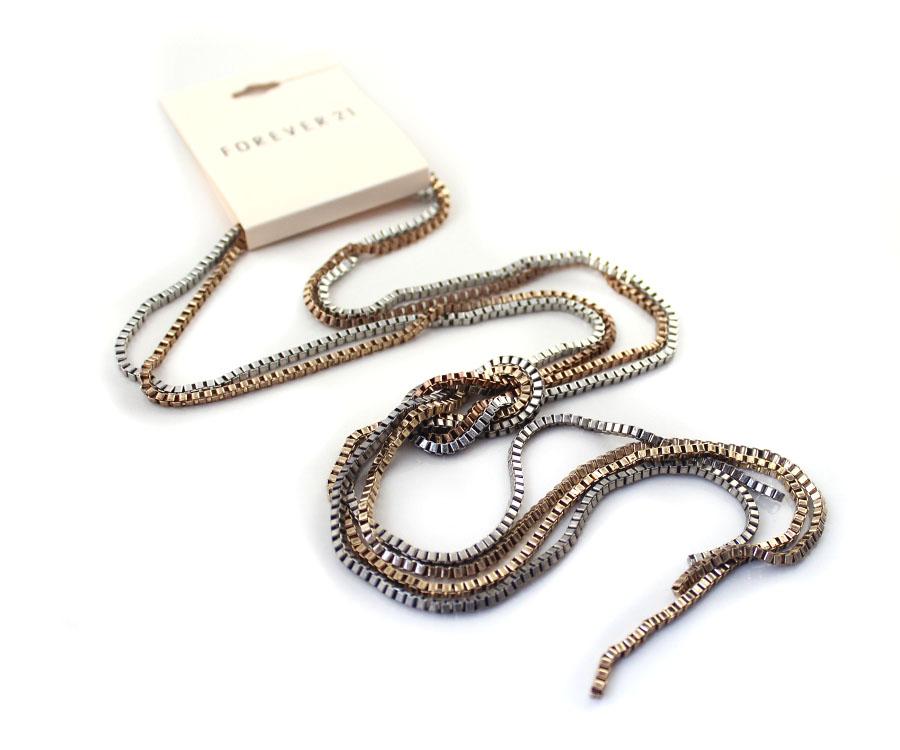 Precious crystal pave stella f21 retro sweater chain for Stella and dot jewelry wholesale