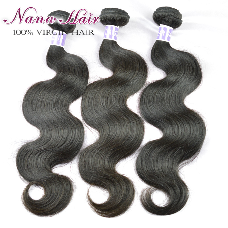 Гаджет  35% Off Malaysain virgin hair body wave 3pcs unprocessed human hair weave bundle natural black hair malaysian body wave None Волосы и аксессуары