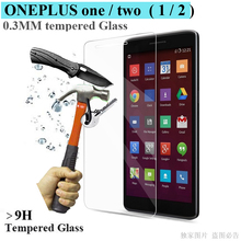 Oneplus one Screen Protector Oneplus one Tempered Glass For Oneplus One Plus one 1+1 OPO Phone
