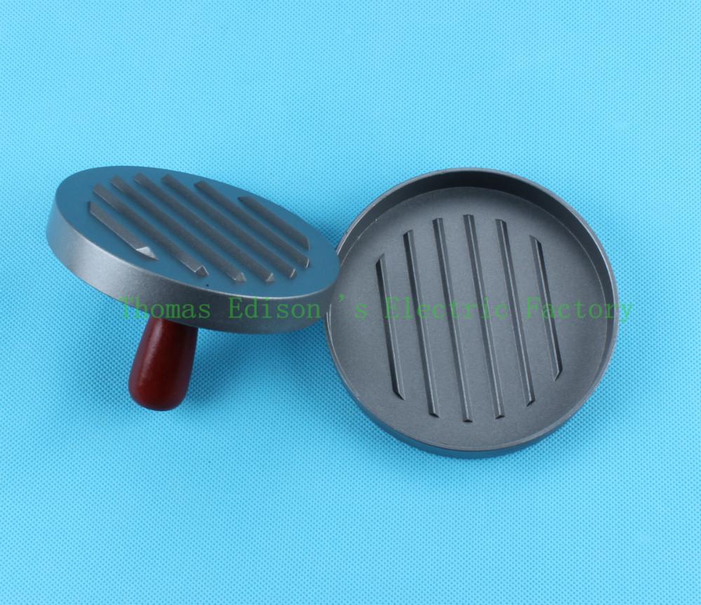 New Hamburger Presses Patties Maker TV Products Kitchen Tools Hamburger Grill Plate(China (Mainland))