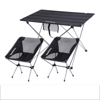Стол и стул для рыбалки