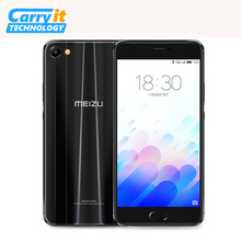 "Original Meizu Meilan X M3X 3GB 32GB Mobile Phone Android Cellular Octa Core 1920x1080P 5.5"" 12MP Fingerprint M682Q(China (Mainland))"