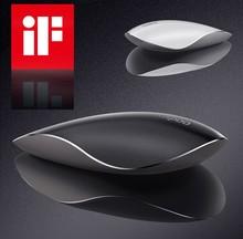 Rapoo USB беспроводная лазерная сенсорный мышь прочный компьютерная мышь Souris без fil тихая жесты магия игровая мышь ратон inalámbrico