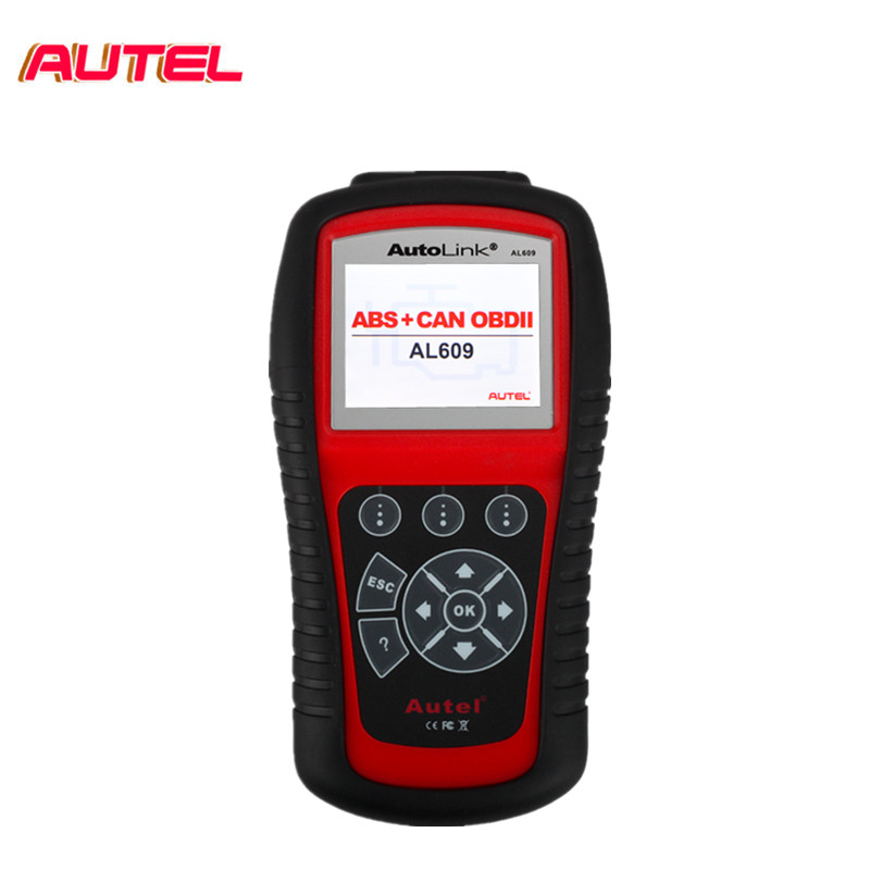 Best Quality Autel AutoLink AL609 ABS CAN OBDII Diagnostic Tool(China (Mainland))