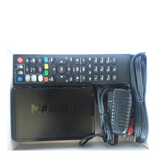 Mag250 Linux 2.6.23 System IPTV Set Top Box Processor STi7105 RAM 256 Mb Mag 250 Remote