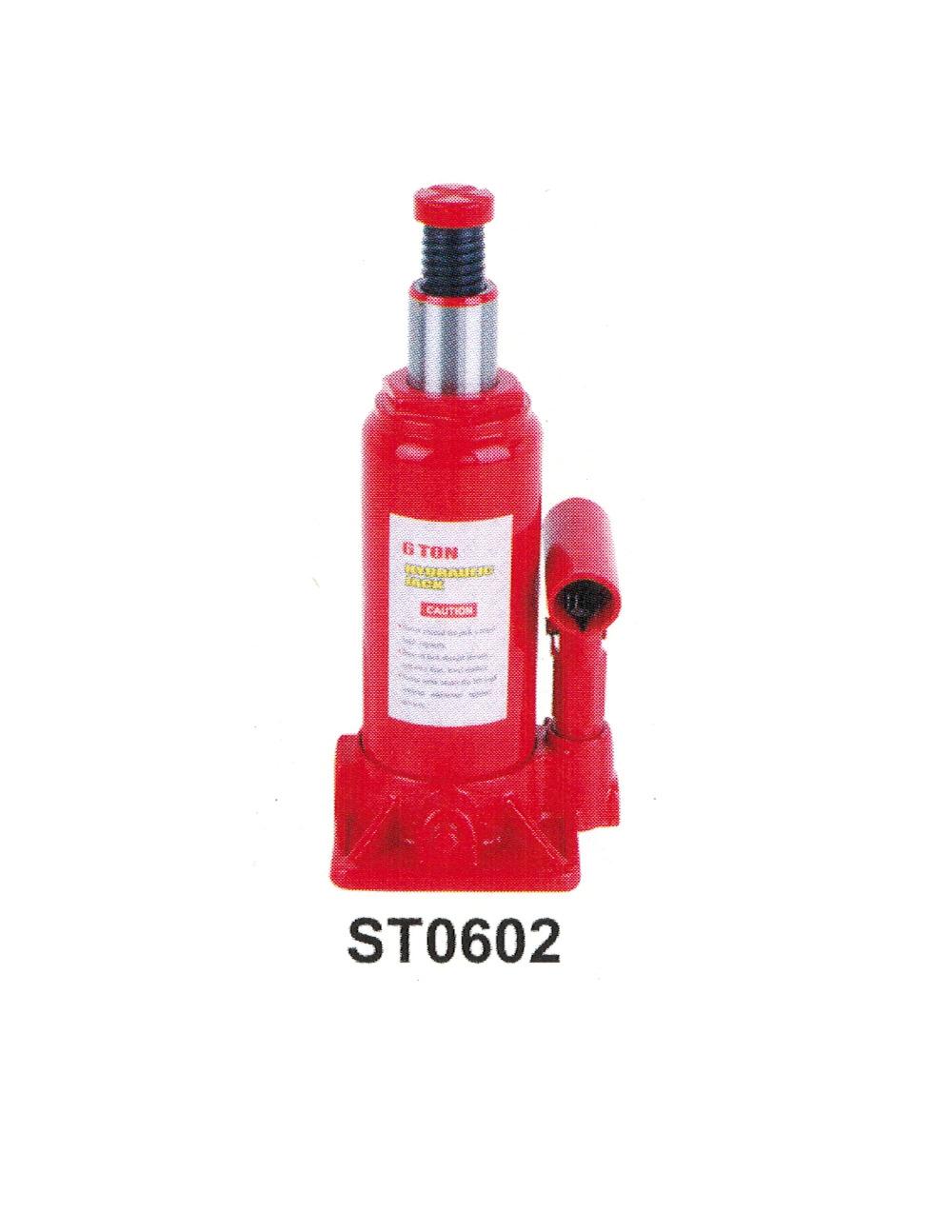 Hydraulic bottle jacks vertical 6t car jack auto repair equipment emergency tool supply(China (Mainland))