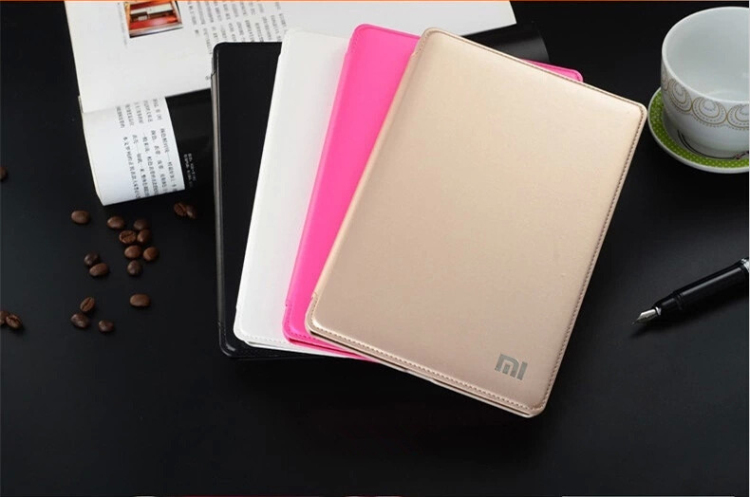 Original xiaomi mi pad Xiaomi Pad Leather case Fresh Cover tablet cover Cases Colorful MiPad Case - SZ Foreign Trade Jeans Clothing co., LTD store