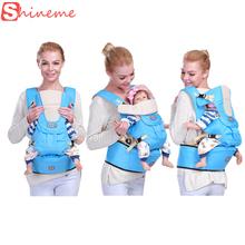 Новый 0-36 м младенческой малыша эргономичный кенгуру слинг рюкзак сумка передач с hipseat wrap новорожденных крышка пальто для детей коляски(China (Mainland))
