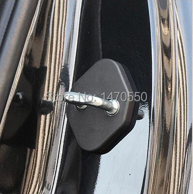 Car Door lock protective cover Fit For Toyota RAV4 2013 2014 Camry 2012 Vios 2008 Honda Accord FIT CITY CRV CIVIC (BT01)(China (Mainland))