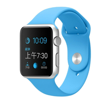 38MM / 42MM S/M Size Sport Strap for Apple Watch Band for IWO 1:1 Smart Watch Silicone Band Straps replacement for i watch Band