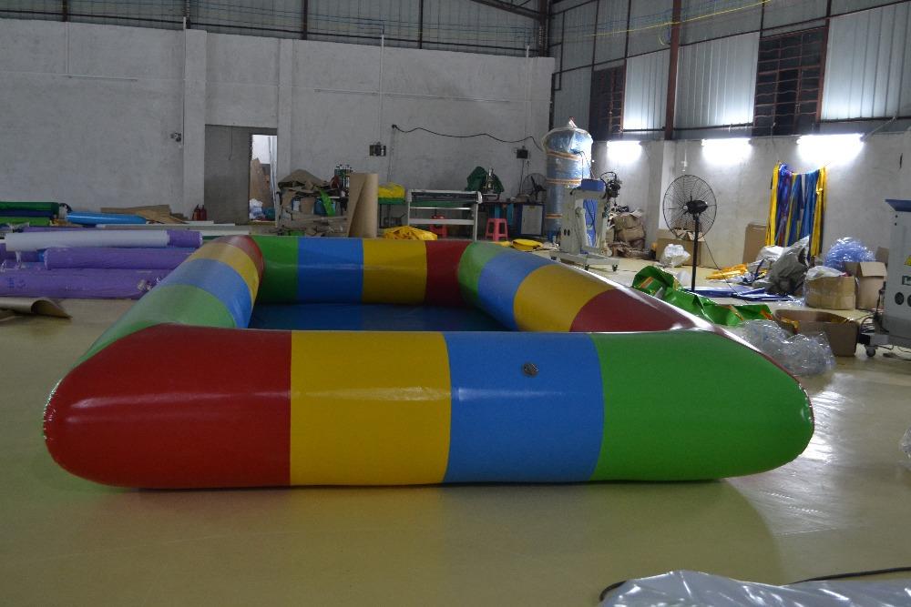 Mini gonflable piscine fournisseur dans jeux gonflables de jouets loisirs sur for Fournisseur piscine