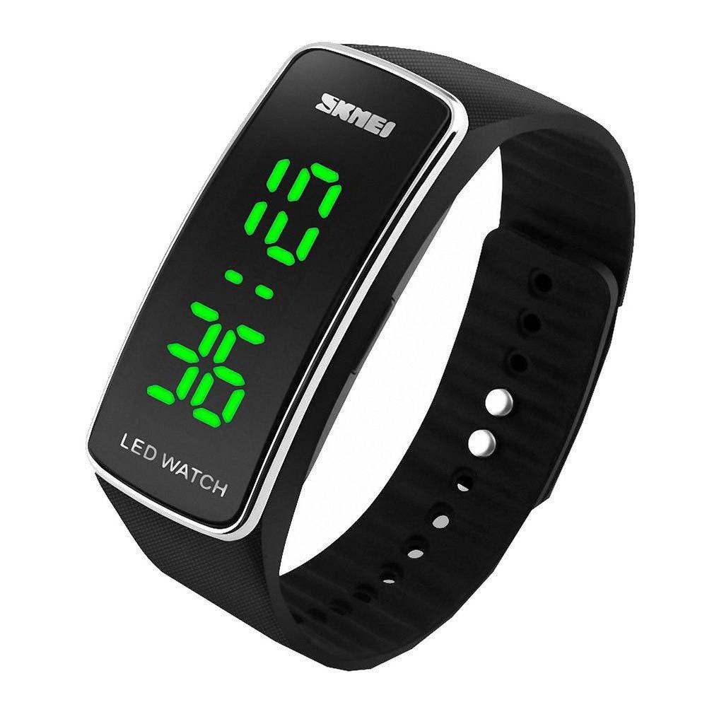 Гаджет  Skmei 1119 LED Digital Sports Watch Fashion Casual Dress Waterproof Outdoor Watch Dual Time Wristwatch Relogio Masculino None Ювелирные изделия и часы