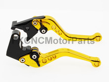Buy Short Regular CNC Brake Clutch Levers Honda VFR800/F VF750S SABRE VFR750 VTR1000F / FIRESTORM CBF1000 X4 Gold for $22.99 in AliExpress store