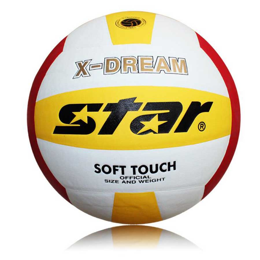 Star top brand quality official volleyball balls stand indoor outdoor professional volleyball training balloons volley ball Net(China (Mainland))