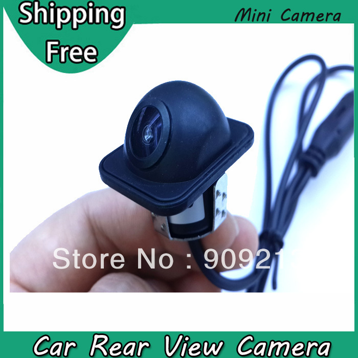 Free Shipping --SS-803 MNI Car Rear View Camera System + 170 degree Waterproof Camera + CMOS or CCD Sensor + For All Auto(China (Mainland))