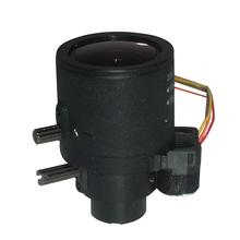 Автодиафрагмой 2MP 2.8 — 12 мм M14 варифокальным видеонаблюдения объектив с японией двигателя для HD ip-безопасности, Ручная фокусировка и увеличить