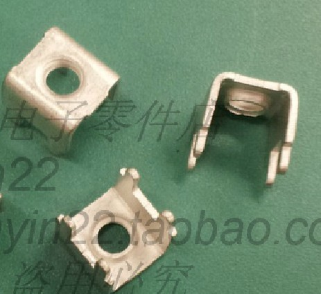 100pcs/ lot Free shipping PCB-11 (M4) screw terminals / PCB board soldering terminals / board legs connecting terminal connector(China (Mainland))