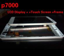 Для Elephone P7000 жк-дисплей + сенсорный экран + + инструменты 100% оригинальный дигитайзер сборка аксессуары для телефона