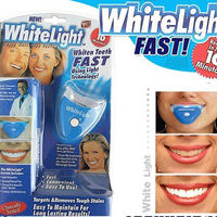 Dental Personal Oral Hygiene Care White Light Whitelight Teeth Whitener Easy To White Your Teeth Whitening with Retail Package