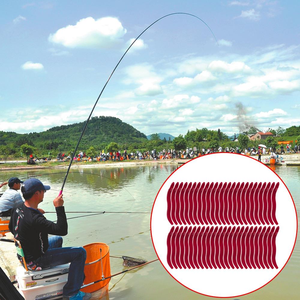Achetez en gros rouge ver de terre en ligne des for Poisson rouge artificiel