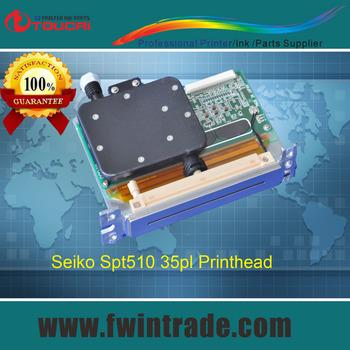 original Japanese For seiko 510 RH1513D-3322 for infinity / gongzheng /sid / vutek printer solvent spt510 35pl print head