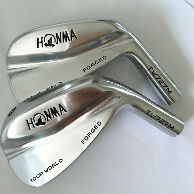New mens Golf Clubs HONMA TW727M Golf irons Set 4-10 Graphite Golf shaft Clubs irons set Free Shipping(China (Mainland))