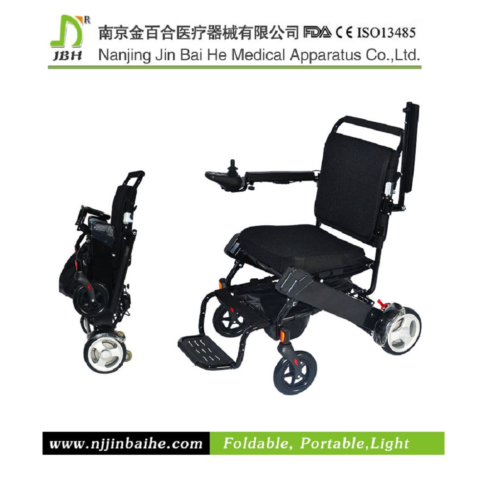 Only 19kg portable electric power wheelchair scooter price for Cost of motorized wheelchair