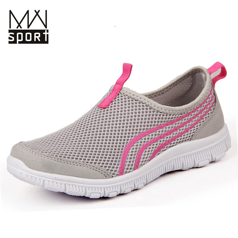 2015 NEW Fashion Women Sneakers, Cheap Walking Men's flats Shoes men breathable Sports Casual Shoes 7 colors size 23-28.5cm(China (Mainland))