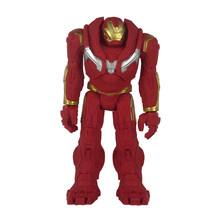 Original Marvel Legends Endgame 30 CM Capitão Marvel Avenger Figura Ironman SpiderMan PVC Action Figure Crianças Brinquedos para Crianças(China)