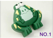 10Pcs/Lot 11 Models Adorable Cartoon Baby Boys Girls Children Room Furniture Knobs (Mix order)(China (Mainland))