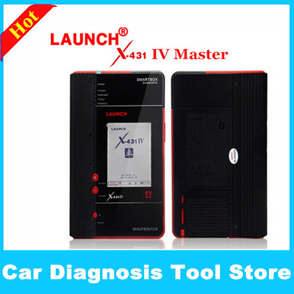 Free shipping LAUNCH X431 Master IV Launch X431 IV X 431 Launch X-431 Master IV Update via offical website(China (Mainland))