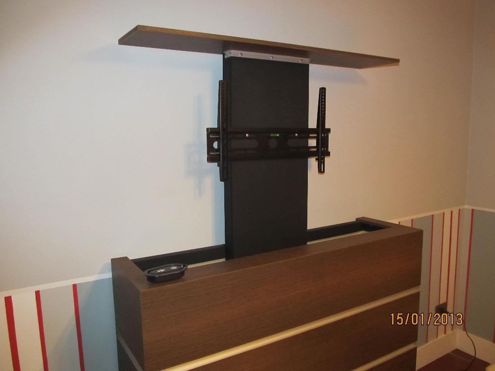 12v ip66 linear actuator 750n 20mms linear actuator for motorized tv lift ca u003e homemade tv lift actuator