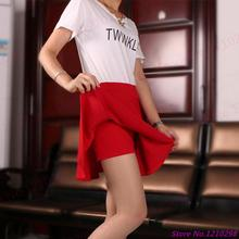 New Dance Miniskirt Tennis Sport Gym Clothing Tutu Pettiskirt Skirts With Safety Pants Women Fitness Short Skirts For Summer