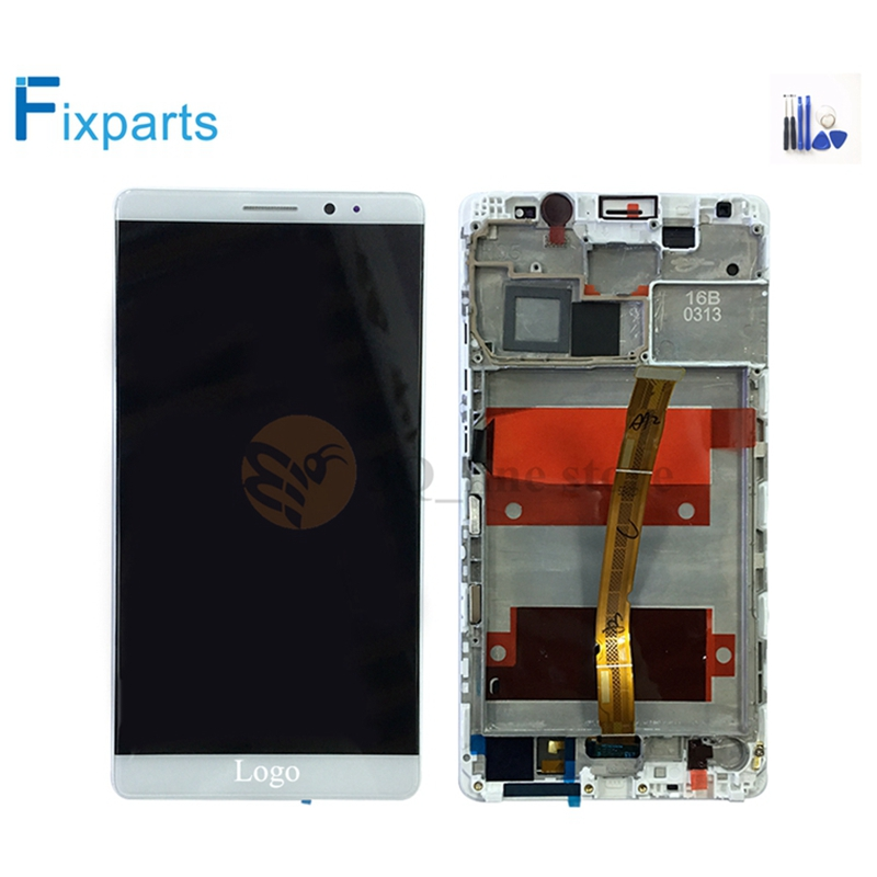 huawei mate 8 lcd with frame (2)