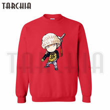 TARCHIA Free Shipping European Style fashion casual Parental Trafalgar D Water Law men sweatshirt personalized man coat cozy