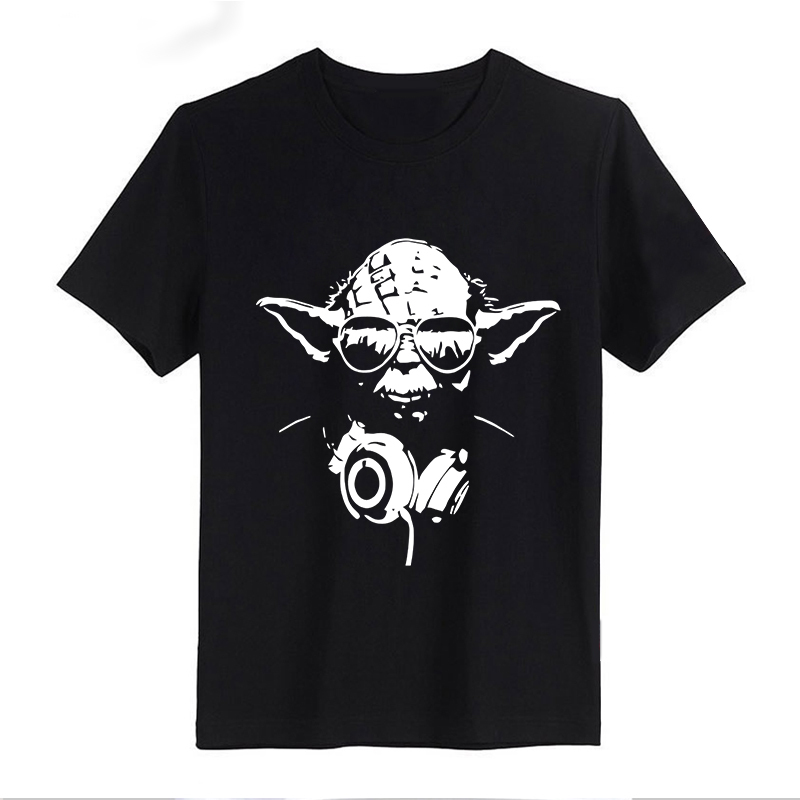 21 designs movies logo star wars dj yoda t shirt master Dj t shirt design
