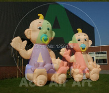 2.5m H Outdoor Giant Inflatable Baby For Promotion(China (Mainland))