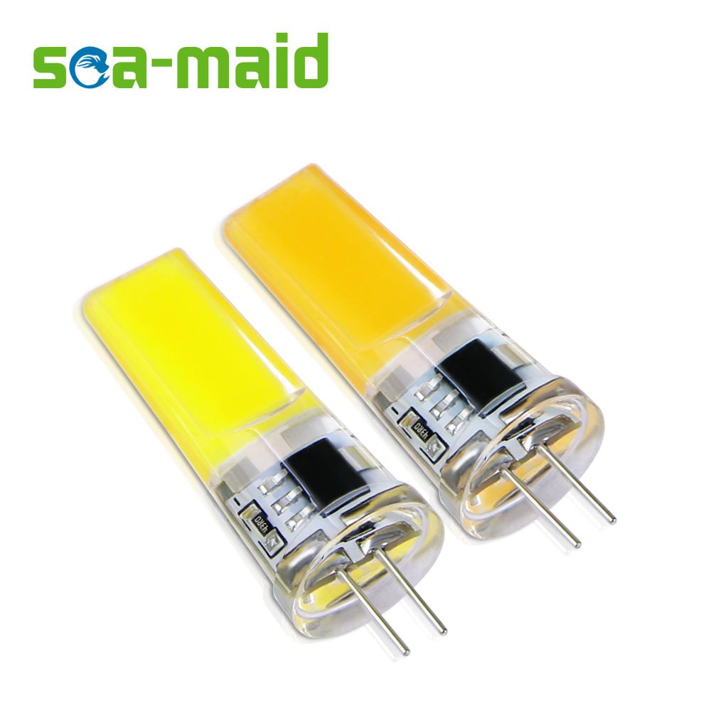 6PCS Energy Saving 220V LED Lamp bulb Replace 7W 12W 15W 20W 25W Fluorescent Light SMD G4 2508-COB LEDs lampada led(China (Mainland))