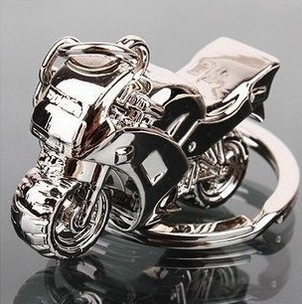 Fashion Personality Key bucklet key chain Heavy motorcycle metal keychains Creative Gift - Jewelry Beadings DIY store