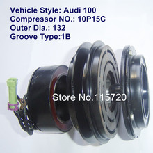 Buy air conditioner compressor clutch/AC compressor clutch/A/C 10P15C compressor magnetic clutch 12V 1B audi 100 for $31.53 in AliExpress store