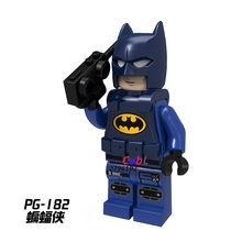 Buy 50pcs super heroes marvel dc comics models Police Batman Cellphone building block bricks Gift girls games children toy for $31.80 in AliExpress store