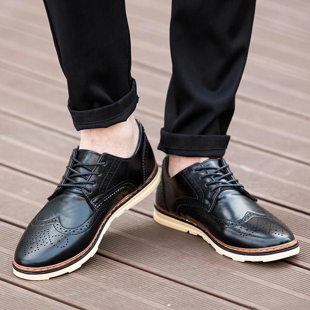 Бесплатная доставка 2016 новый галстук обувь весна совет кора мужской деловой свободного ...