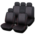 Car Seat Cover Universal Accessories Protector Covers For TOYOTA RAV4 Highlander PRADO Corolla Vios Yaris Prius