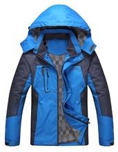 2015 New Mens Windstopper Waterproof Softshell Seamsealed Jacket Spring and Autumn Outdoor Coat denim jacket outdoor jacket(China (Mainland))